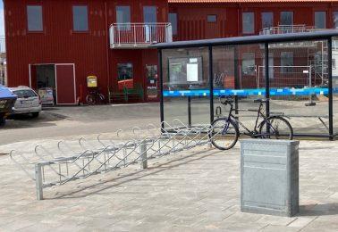 cykelparkeringen-vid-bussvandplatsen-klar